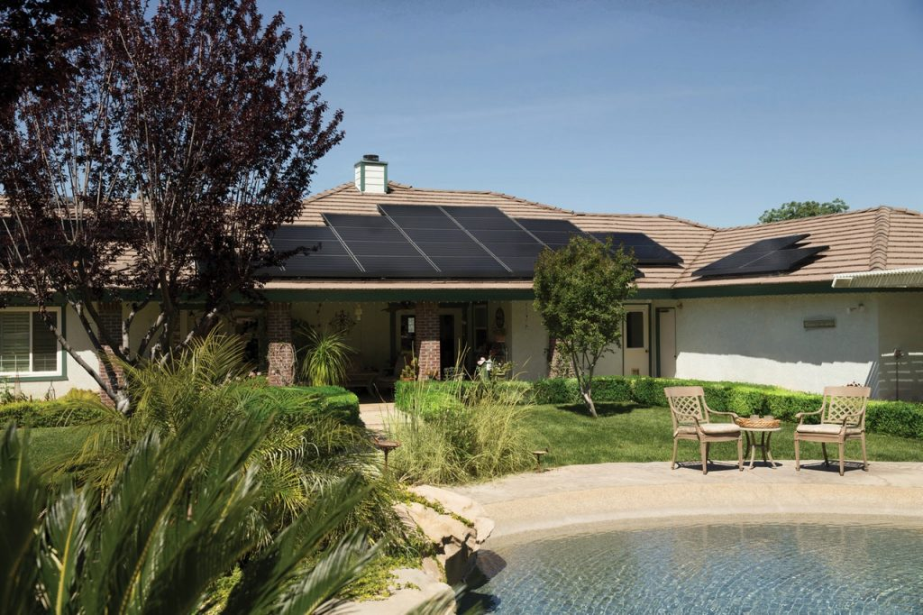 zero down solar installation